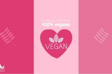 Produtos RBKollors Veganos
