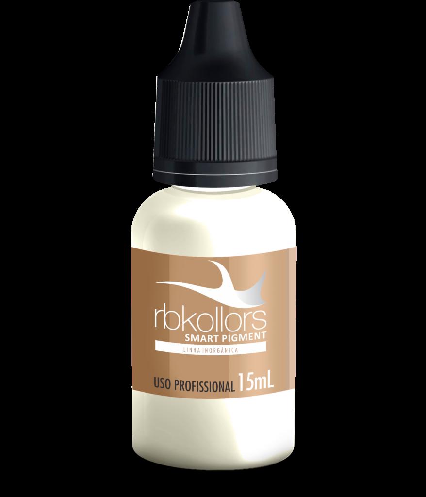 White é um pigmento específico para técnicas expertise da linha inorgânica RBKollors