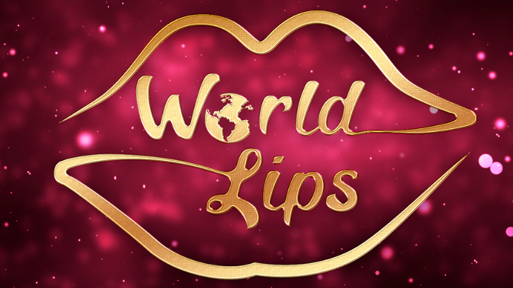 Logomarca do World Lips para o ano de 2021