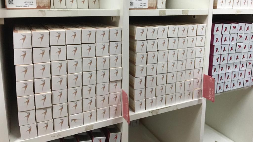 como armazenar corretamente pigmentos para micropigmentação?